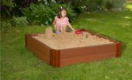 Lifestyle Photo of sandbox