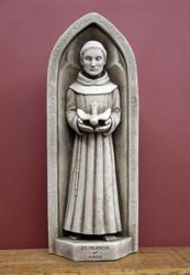 "Washington National Cathedral St. Francis 14""H"
