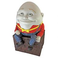 "Humpty Dumpty Garden Statue 18""H"
