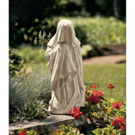 """French Pleurant Statue 22""""H"""