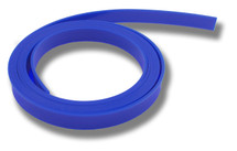 """120"""" Blue Channel Squeegee Blade Roll"""
