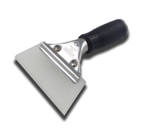 """5"""" Super Clear Max Squeegee w/Handle"""