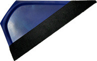 XGF Little Foot - Blue Felt Edge