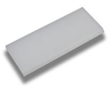 """5"""" Super Clear Max Squeegee - Square & Beveled Edge Tip Blade Only"""