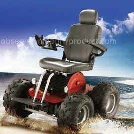 Vicking 4x4 All Terrain Power Wheelchair Living Spinal