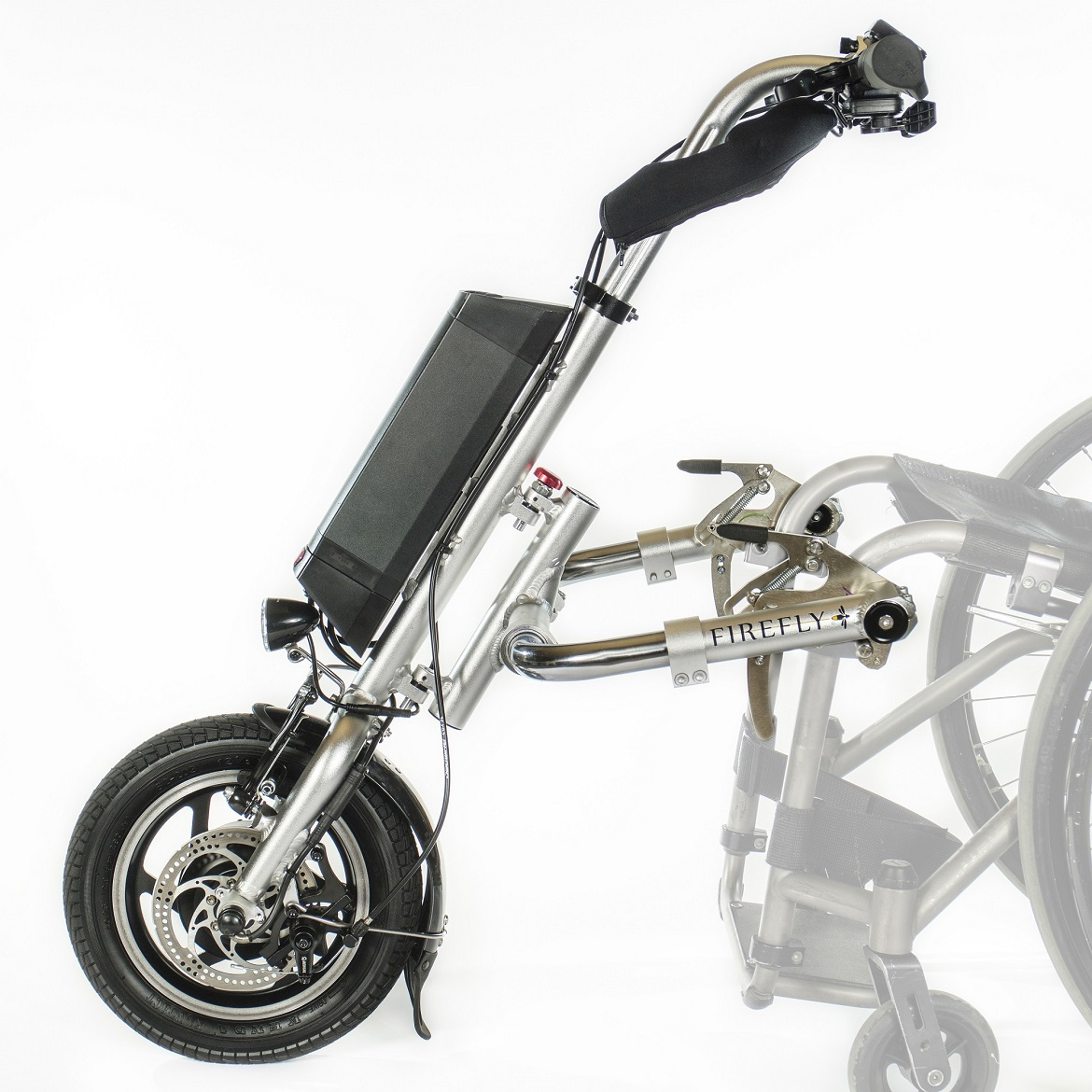 Electric Handcycle Living Spinal