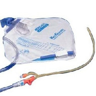 Kenguard Foley Catheterization Trays with Silicone Coated Latex Foley Catheter