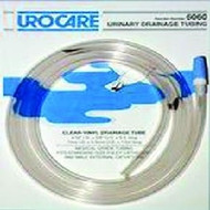 Urocare Clear Vinyl & White Rubber Drainage & Extension Tubing