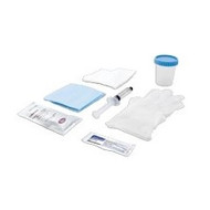 ReliaMed Foley Catheter Insertion Tray with Pre-Filled Syringe