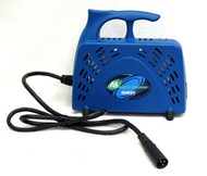 BATTERY CHARGER GUEST - 5 AMP DUAL MODE - PORTABLE FOR SERIOUS USERS