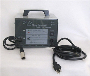 Battery Charger Dual Mode 8 Amp Living Spinal