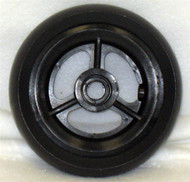 SPOKE MAG Caster Wheel Urethane Wide Tire