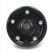 "8 x 2"" MERIT TWO PIECE CASTER 5/16""ID X .906 Bearing 2"" Hub Width No Tire"