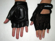 Hatch Push Gloves - 1/2 Fingers 1/2 Thumb
