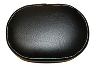 "4"" X 6"" BLACK OVAL PAD"