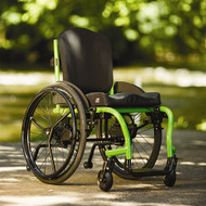 Tailwind Power Assist Wheelchair Profile Shot