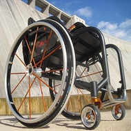 Round Betty - DINO Wheelchair Wheels