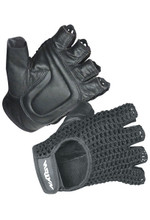 Hatch Wheelchair Gloves, Mesh Back, Padded