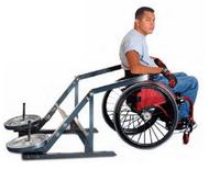 Columbia Medical Rickshaw Rehab Exerciser 3000