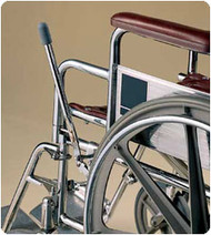 Wheelchair Brake Lock Extensions by Performance Health