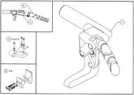 COMPACT PUSH-2-LOCK for TiLite Wheelchair