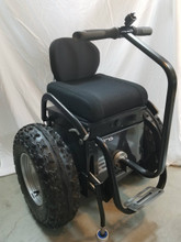 Going Seated segway Motorized Self balancing wheelchair seat system