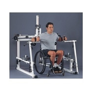 "Uppertone - ""Quad Adjustable"" Rowing Handles"