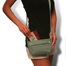 Pacsafe Slingsafe 75 GII Anti-Theft Sling Purse & Hip Pouch
