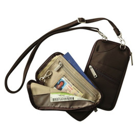 BeSafe Anti Theft RFID Blocking Grande Passport Wallet