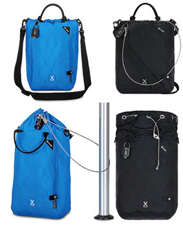 Pacsafe Travelsafe X15 Anti Theft Portable Safe