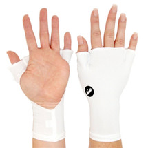 White Sun Gloves