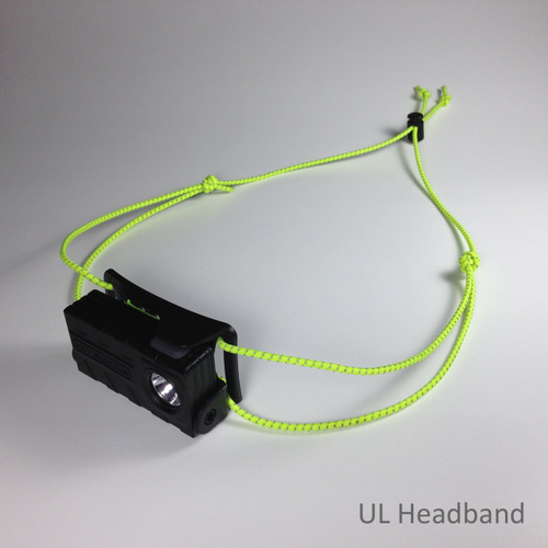 Nitecore® NU20 USB Rechargeable Headlamp with UL headband