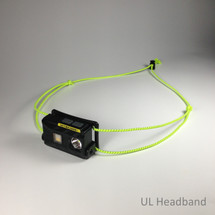 Nitecore NU25 Triple Output USB Rechargeable Headlamp with Ultralight Headband
