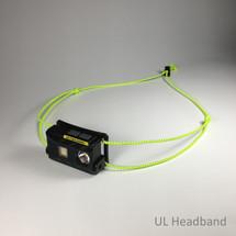 Nitecore NU25 Triple Output USB Rechargeable Headlamp with Ultralight Headband