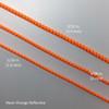 Three Sizes - Reflective Shock Cord