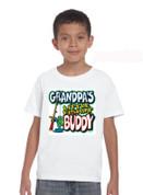 Kids 'GrandPa's Little Fishing Buddy'