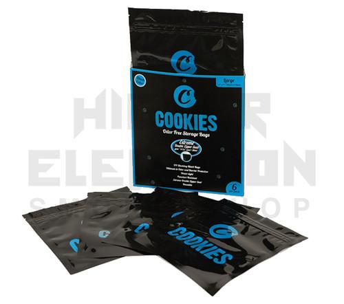 Cookies Sf Odor Free Bags Large