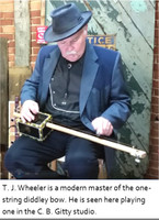 Cigar Box Diddley Bow (One-string Guitar) Kit - includes all parts, hardware and how-to!