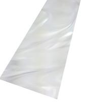 """White Pearloid Lap Steel (2.75"""") Acrylic Fretboard Underlay"""