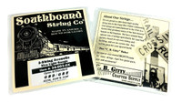 Acoustic Extra-Light 3-String Cigar Box Guitar Strings - Open G/Standard Tuning - GBD/GBE