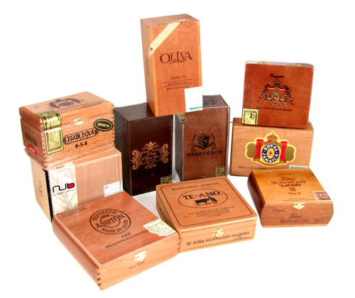 All-wood  Amplifier-sized  Cigar Boxes - Free shipping in  sc 1 st  C. B. Gitty & Craft Parts u0026 Hardware - Cigar Boxes - Page 1 - C. B. Gitty ... Aboutintivar.Com