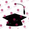 Graduation Cap Digital Cut File