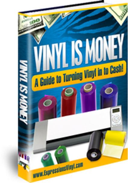 Vinyl Is Money eBook