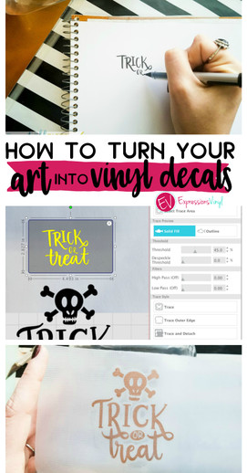 Turn your art into vinyl decals