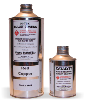 "Hi-Tek Heat Set ""Super Coat"" Bullet Coating (Call Donnie at 225-324-4501)"