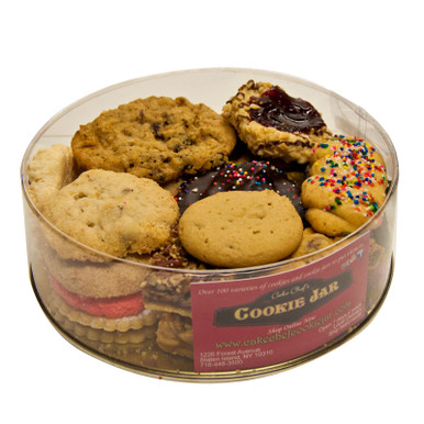 Cookie Jar Staten Island Gorgeous Cookie Assortment By The Pound Cake Chef's Cookie Jar