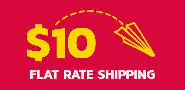 10 Flate Rate Shiping