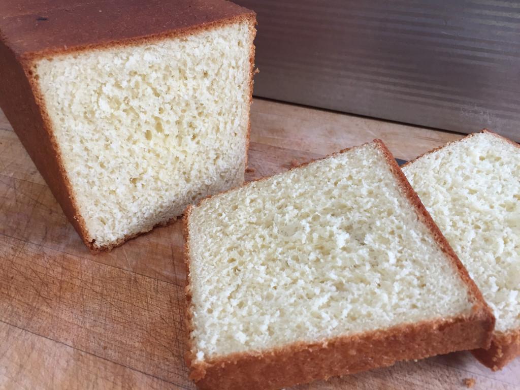 Sally Lunn Pullman Loaf Sous Vide