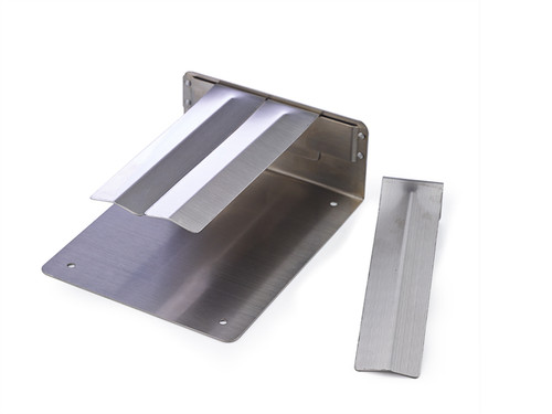 VacMaster Vacuum Seal Tool - Stainless Steel Construction Prep Plate