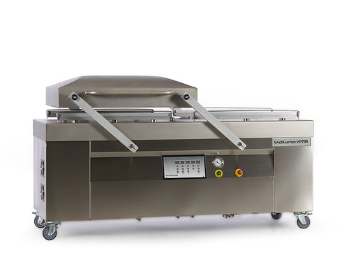 VacMaster VP731 Commercial Double Chamber Vacuum Sealer